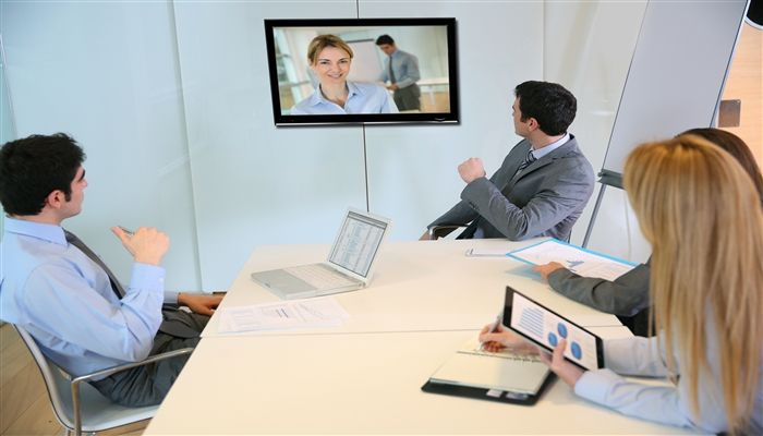 Less than one year of fuel gives you one video conferencing system