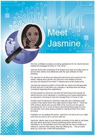 Meet Jasmine