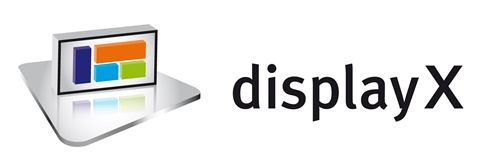 oak displayx, displayx logo