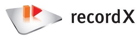 oak recordx, recordx logo