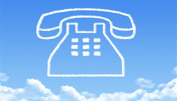 What is a virtual telephone system?