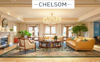 "The Future looks ""Bright"" for Bespoke Lighting specialists Chelsom with a New VoIP Phone System from Tech Advance"