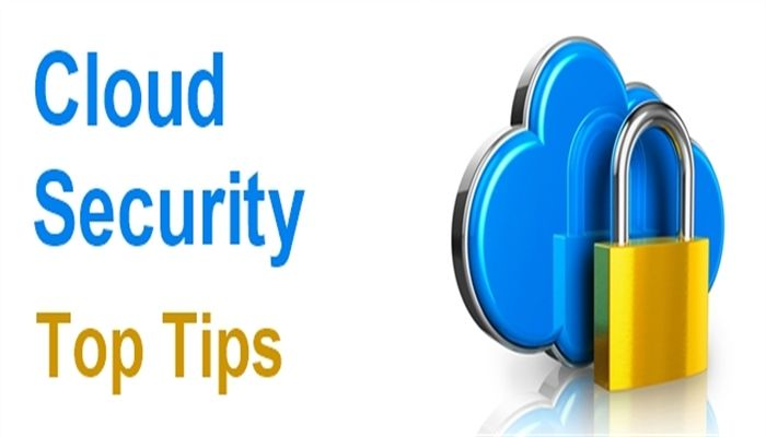 Top Tips for Security on the Cloud