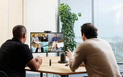 Video conferencing trends and history