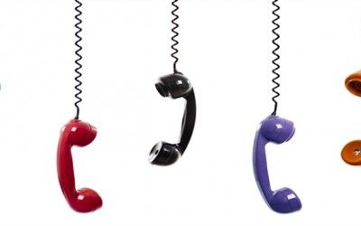 What are the different types of business telephone lines available?