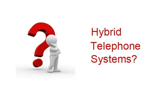 Wondering what a Hybrid phone system is?  We can help!