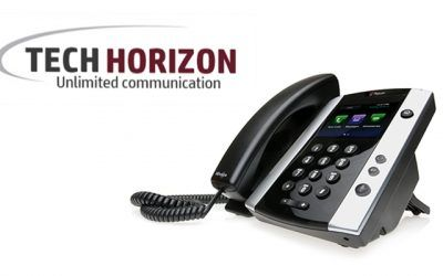 VoIP Cloud System – Learn how to initiate a conference call with your fully integrated Polycom IP Phone on the Tech Horizon Service