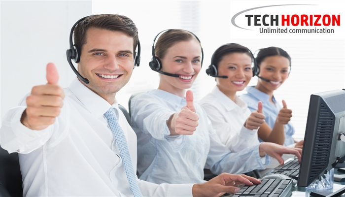 Easily manage, monitor and control your inbound calls with Tech Horizon Call Centre