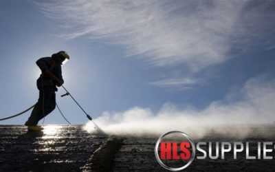 "The ""Sky's the Limit"" for commercial cleaning specialists' HLS Supplies"