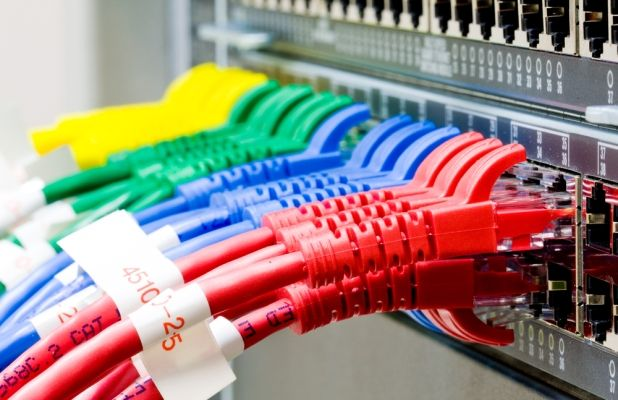 What are the benefits of structured cabling for offices?