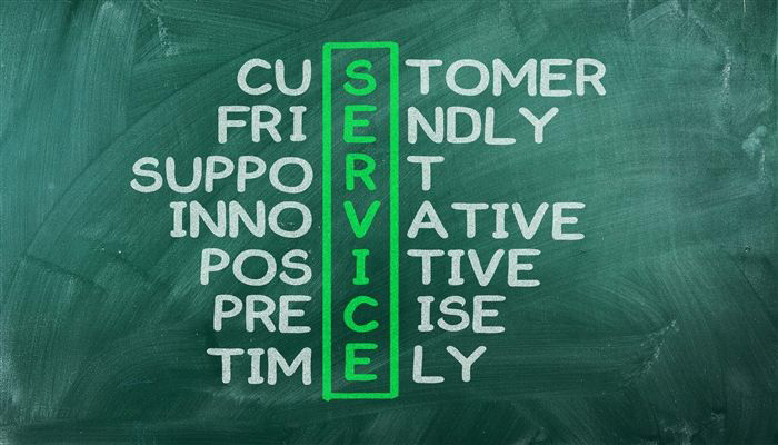 "Don't brush off your business ""Customer service is the new sales!"