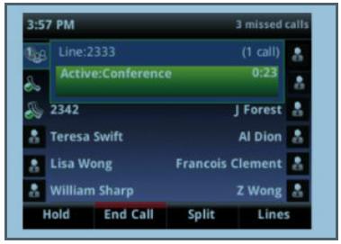 3-way calls
